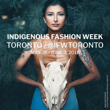 Indigenous Fashion Events