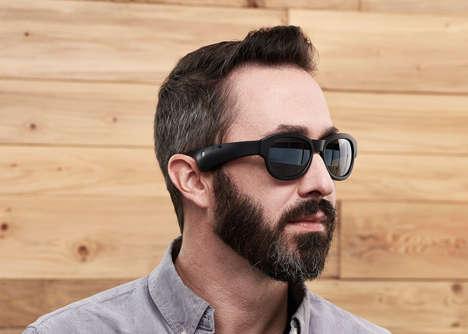 Smart AR Audio Glasses