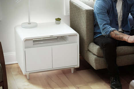 Connected Technology Side Tables