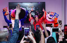 Cereal Cafe Parties - Kellogg's and Hailee Steinfeld Marked National Cereal Day with a Fun Event