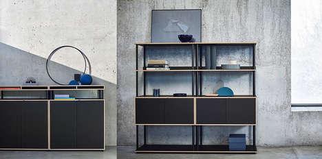 Modular Freelancer Furniture