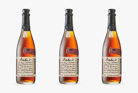 High-ABV Honey Bourbons