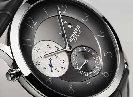 Palladium-Built Watches