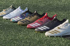 Emoji-Inspired Soccer Cleats - adidas Football Unveils its Latest adizero 5-Star 7.0 Cleats
