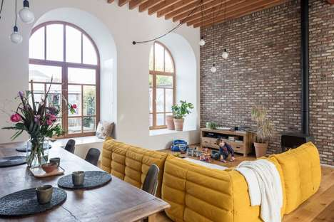 Arched Living Spaces