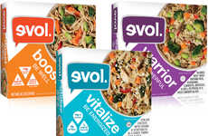 Functional Frozen Meals