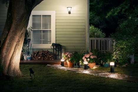 Garden-Friendly Smart Lights