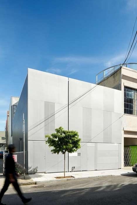 Modern Live-Work Buildings