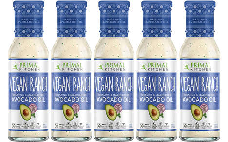 Dairy-Free Ranch Dressings