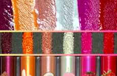 Colorful Scented Lip Glosses - MAC Has Revealed Its New Line of Scented Lip Glosses