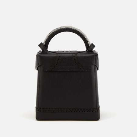Cubed Leather Handbags