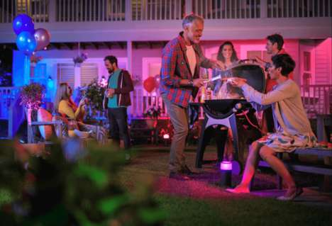 Smart Outdoor Lighting Systems