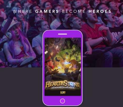 AI-Powered eSports Apps