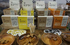Cage-Free Protein Bars - Epic Provisions' 'Epic Performance Bar' Features Nuts, Dates and Egg Whites