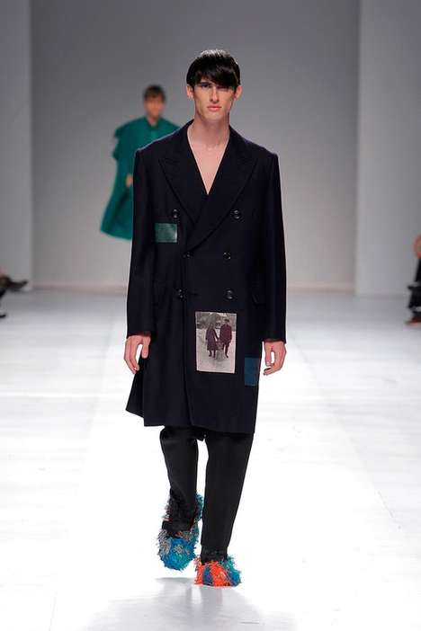 Futuristic Tailored Fashion