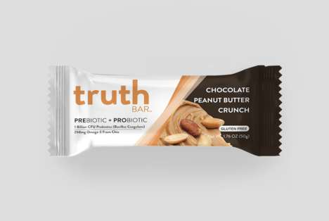 Probiotic Nutrition Bars