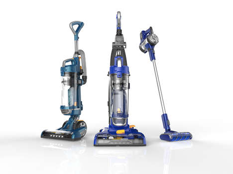 Deep-Cleaning Vacuum Cleaners