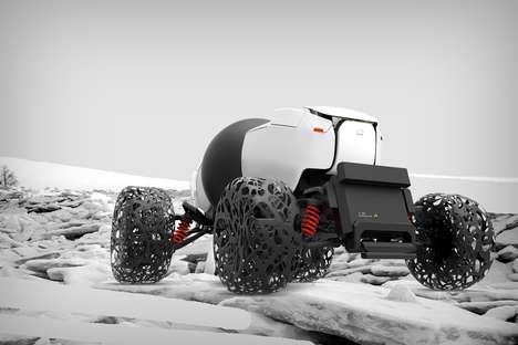 Industrial Autonomous Vehicles