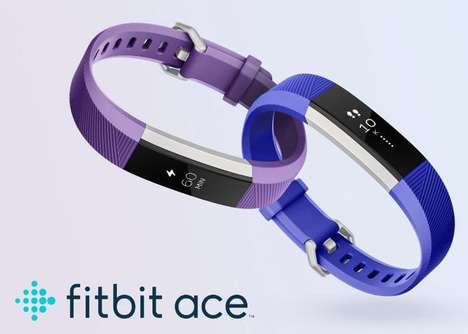 Youth-Targeted Fitness Trackers