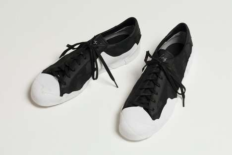 Muted Collaborative Shoes