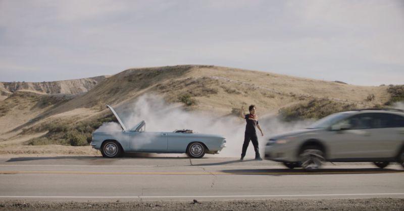 Rewarding Flaming Car Ads