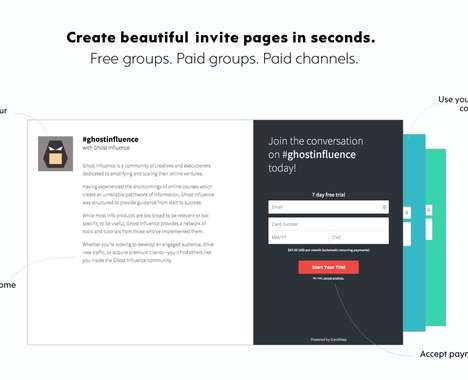 Trend maing image: Subscription Business-Launching Platforms