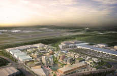 Energy-Positive City Airports