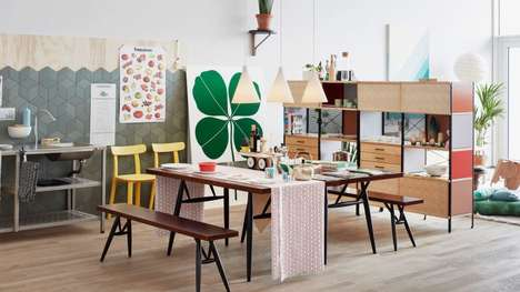 Family-Style Interior Designs