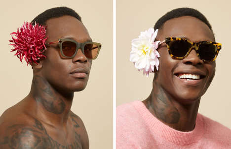 Empowering Sunglasses Campaigns