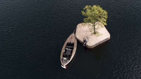 Floating Event Spaces