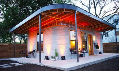 Cost-Effective 3D Printed Houses