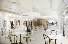 Designer Department Store Cafes