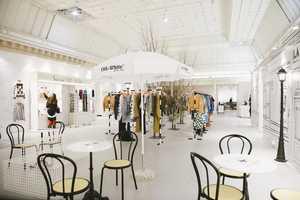 Designer Department Store Cafes