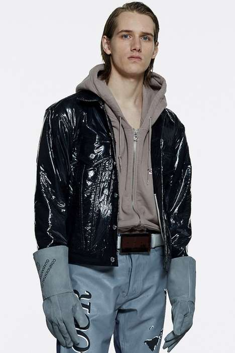 Futuristic Bulky Fall Collections