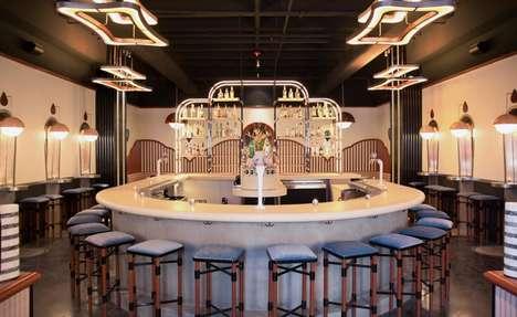 Magic Trick-Themed Restaurants