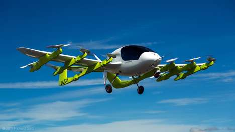 Accessible Flying Taxis