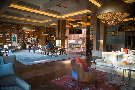 Luxury Heritage Hotels - The New Omni Louisville Features Modern Design with Rich Heritage