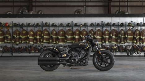 Limited Edition Distillery Motorcycles