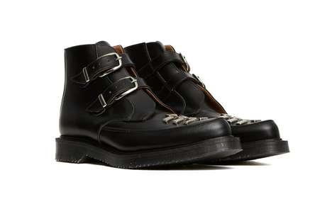 Haute Punk-Inspired Footwear