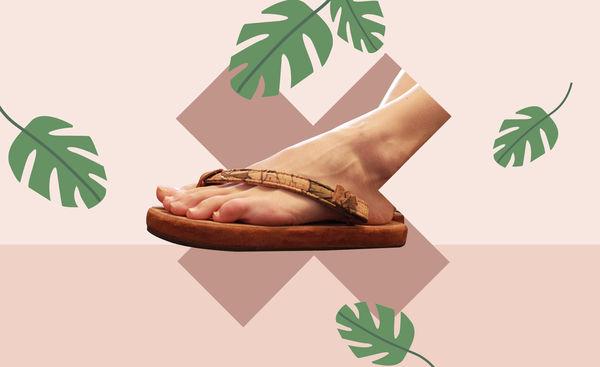 Convertible Summer Shoes
