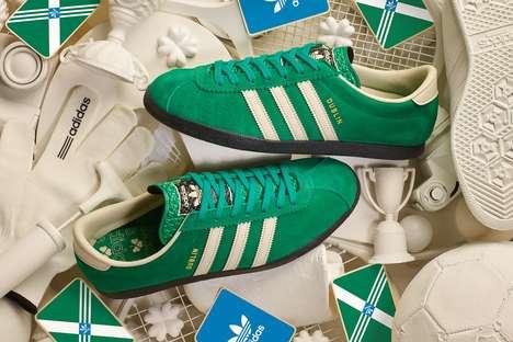 St.Patrick's Celebratory Sneakers