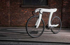 Pi-Shaped Bicycles