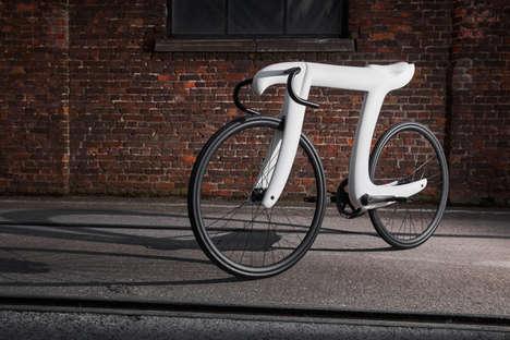 Pi-Shaped Bicycles