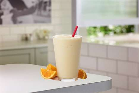 Light Citrus-Infused Shakes