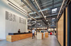 Reimagined Retail Spaces - Retail Design Collective Transform Loft into Hub for Community Engagement