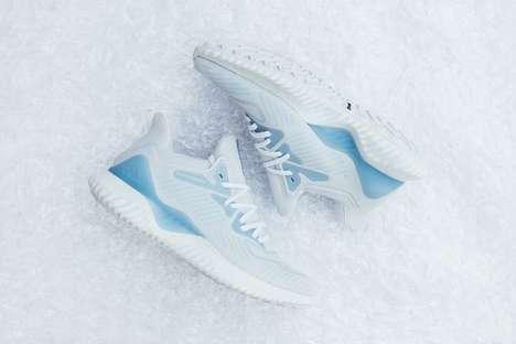 Ice-Like Reworked Sneakers