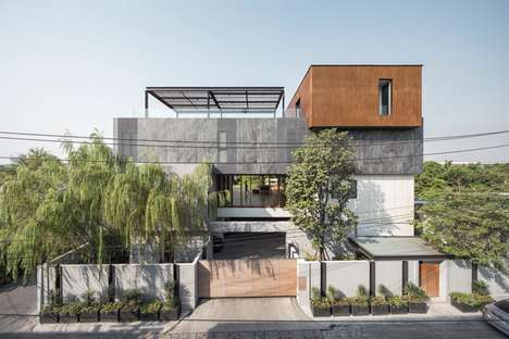 Multi-Generation House Designs - The Re-Gen House by EKAR Was Made to House Each Generation