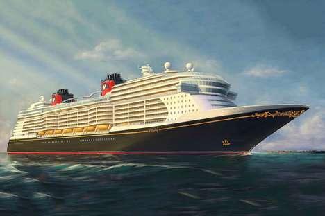 Disney Cruise Ship Expansions