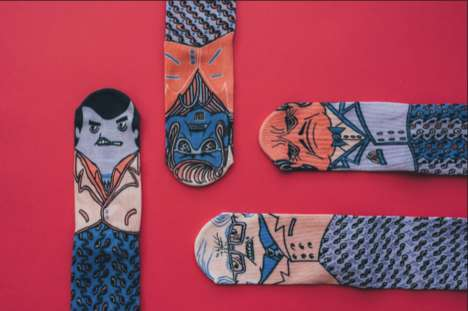 Storytelling Sock Collections