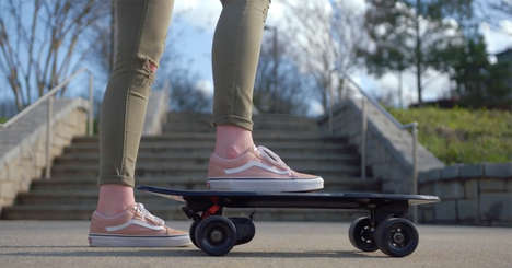 Affordable Electric Mini Boards : Boosted Mini